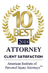 10 Best Personal Injury Attorneys